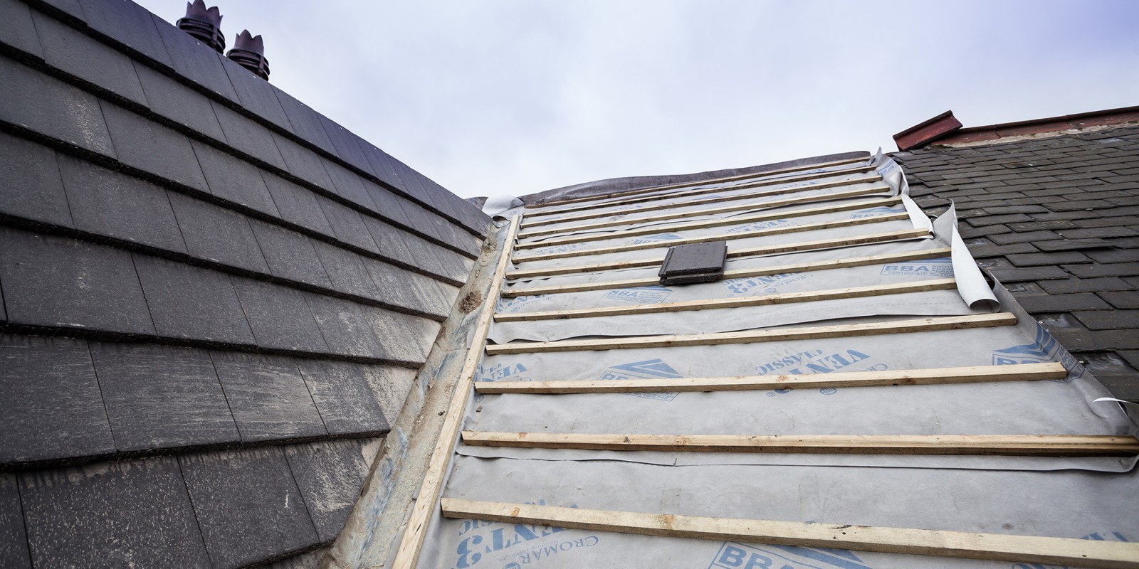 Affordable Re-roofing<br>in Leeds